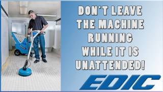 Cleaning Tile & Grout with the Endeavor Multi-Surface Extractor