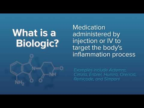 How Does A Biologic Work? | Linda Belhorn, MD | Rheumatologist