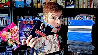 My Blu-Ray Collection Update 7/18/15 - Blu ray and Dvd Movie Reviews