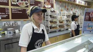 EXTREME! World Record for Most Toppings on Marble Slab Ice Cream