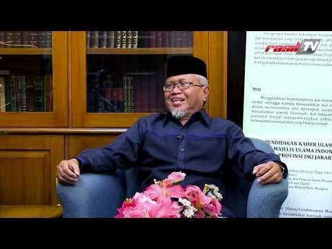 Sahur Bersama KH. Syarifudin Abdul Ghani ( Ketua MUI Jakarta )