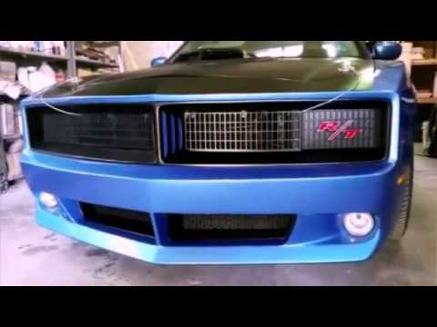 The Danko Charger With Working Hideaway Headlights Youtube
