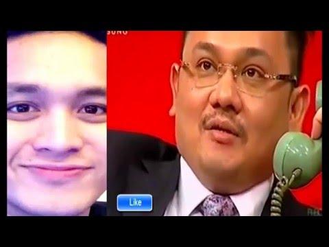 GILANG DIRGA Ngerjain Farhat Abbas Pakai Suara Ahmad Dhani