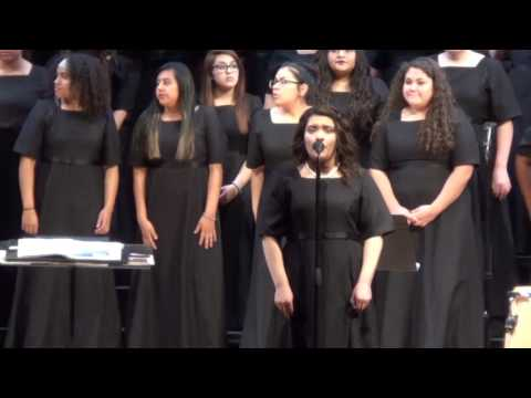 Monterey HS UIL Preview Choir Concert