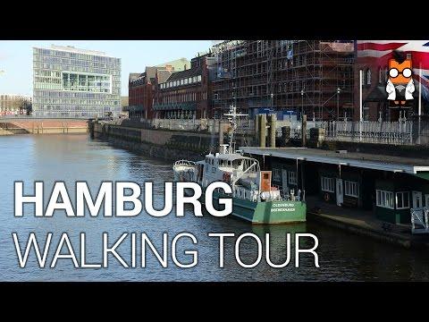 Hamburg Walking Tour & Smartphone Camera Shoot Out