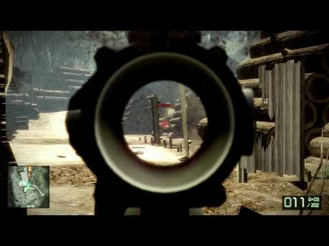 Battlefield Bad Company 2 | PC Ingame FootAge | Welcome to the Junge | FullHD