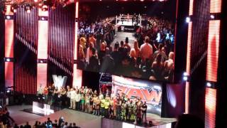 WWE RAW - Pat Patterson Appreciation Night - May 4th, 2015