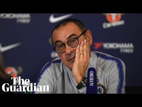 Maurizio Sarri: 'I don't know how to beat Pep Guardiola's Man City' Mp3