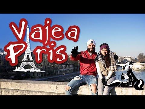 Viaje a París - Fernando y Triana