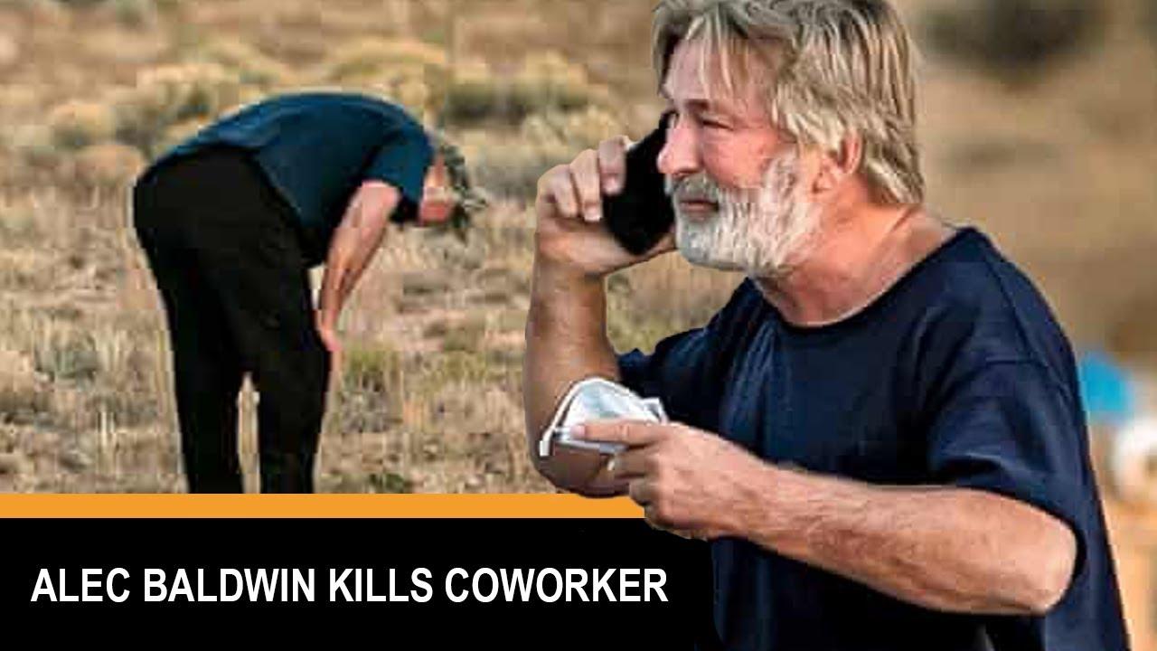 Download Alec Baldwin Accidentally Shoots & Kills Woman on Set