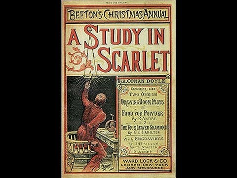 A Study In Scarlet: The Complete Audio-book - YouTube