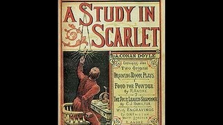 A Study In Scarlet: The Complete Audio-book
