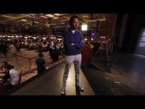 Chamath Talks High-Stakes $2k$4k Poker Game at Aria