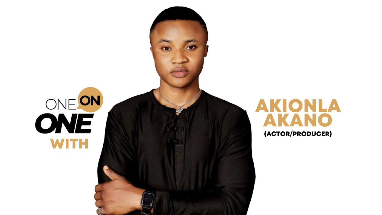 Download One on one with Nollywood actor and producer Akinola Akano | Arrayhan Tv