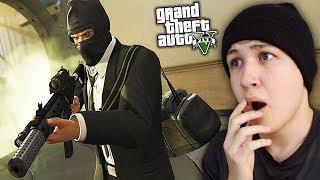 Esto PASA si ROBAS el BANCO en GTA 5... Grand Theft Auto V - GTA V Mods