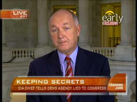 CIA Misleads Congress