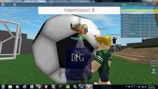 futbol en roblox kick off