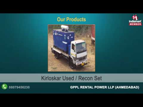 Cable Rental Service By GPPL Rental Power LLP, Ahmedabad