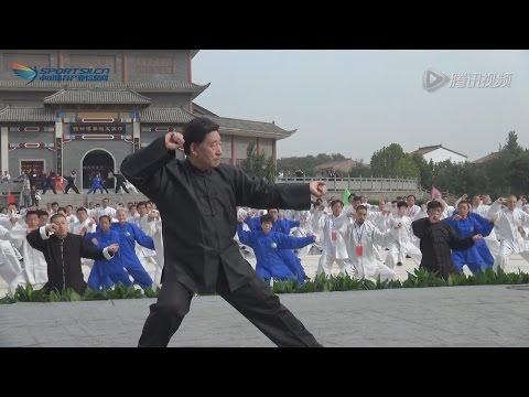 Grandmaster Chen Xiaowang's 70th Birthday Celebrations