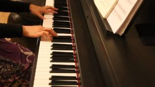 Queen - Seven Seas of Rhye... (piano cover)
