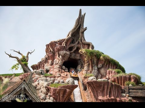 Disneyland History Today episode 8 - Splash Mountain