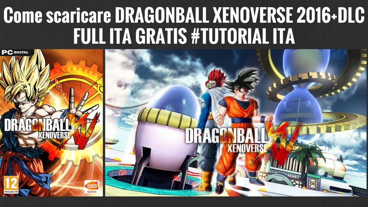 Come scaricare i dlc di dragon ball xenoverse ps3
