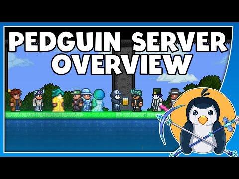 Pedguin's Terraria 1.3.4 Minigame Server