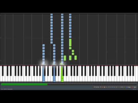 Naruto Shippuden Ending 32 Spinning World Piano [HQ]