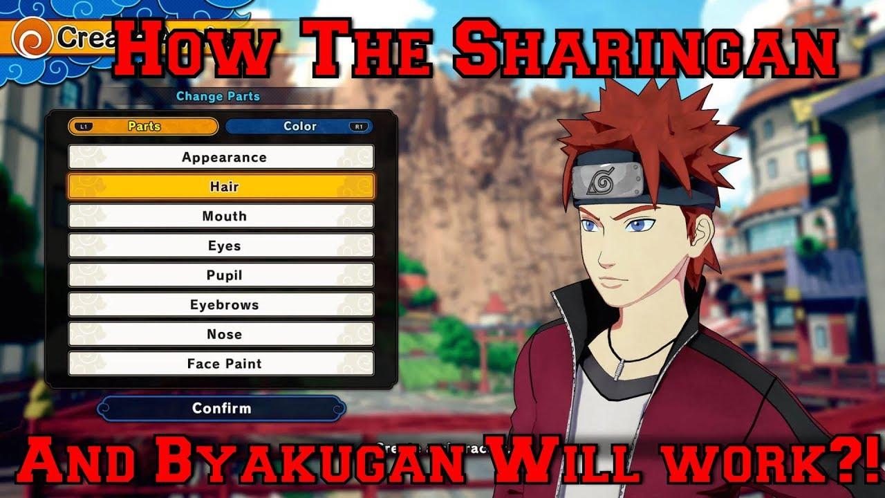 Naruto to boruto shinobi striker how byakugan and sharingan will work youtube - Jeu info naruto ...