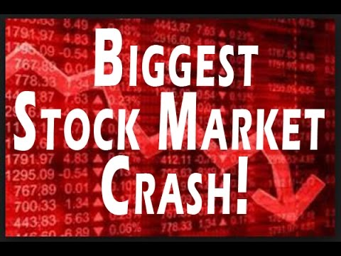 MASSIVE WARNING - BIGGEST STOCK MARKET CRASH IN HISTORY IS COMING - IS IT IN OCTOBER