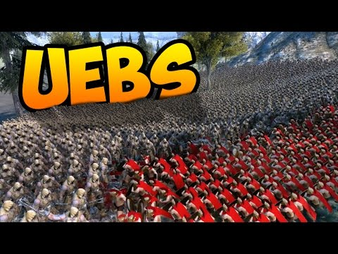 300 Spartans Vs EVERYTHING!!! - Ultimate Epic Battle Simulator HD