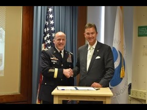 US DOD And US DOT Update MOU On The Volpe Center