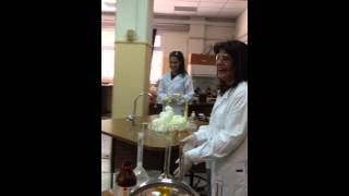 JK visit to Chem Class: Magic show