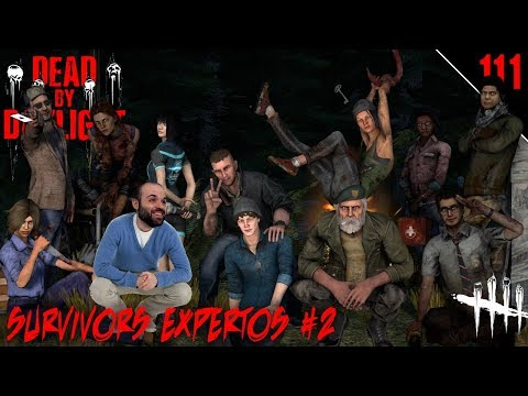SURVIVORS EXPERTOS #2 (Día troll) | DEAD BY DAYLIGHT Gameplay Español