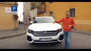 VW se opasno približio Audiju? VW Touareg - testirao Juraj Šebalj
