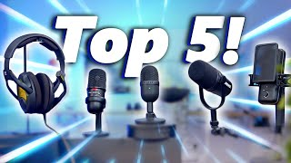Top 5 Gaming / Streaming Microphones of 2020!