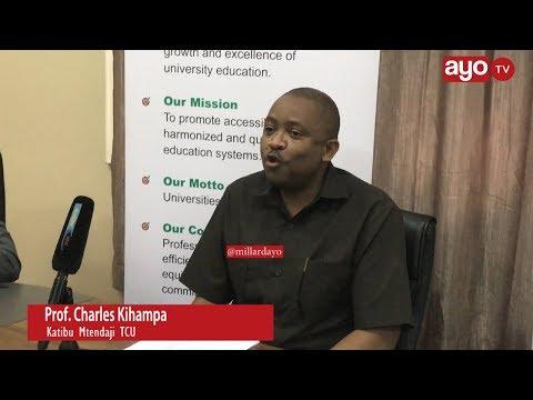 Majibu ya TCU kuhusu wanafunzi 70,000 walioomba kudahiliwa