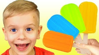 Ice Cream Song   Color Song Nursery Rhymes + More Children Song