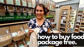 Zero Waste Shopping: How to Shop in Bulk