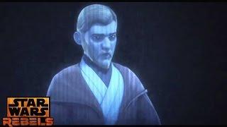 Star Wars Rebels: Obi Wan's Final Message