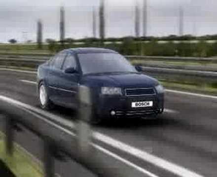 Frenos ABS en autopista