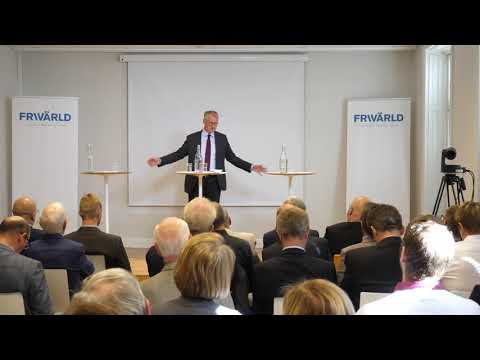 Rapportlansering: Underrättelsehotet mot Sverige