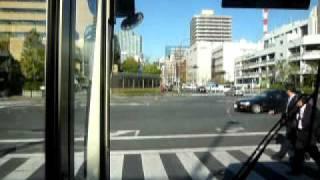 都営バス市01系統 築地中央市場~国立がん研究センター前