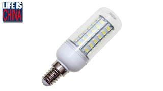Светодиодные лампочки E14 15W (товары из Китая)(, 2016-01-30T08:17:45.000Z)