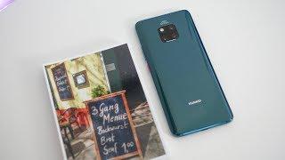 Huawei Mate 20 Pro: die TOP 5 Highlights | deutsch