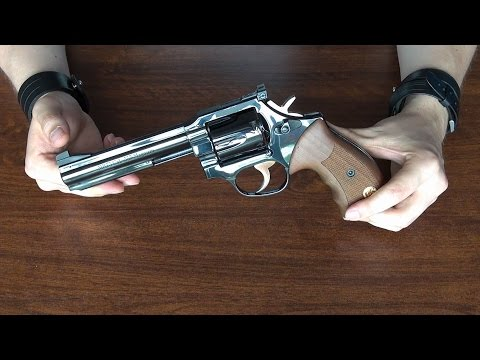 Unboxing the Manurhin MR73 .357 Magnum