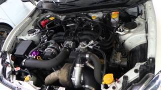custom tuned toyota gt86 gtx 30 76r turbo