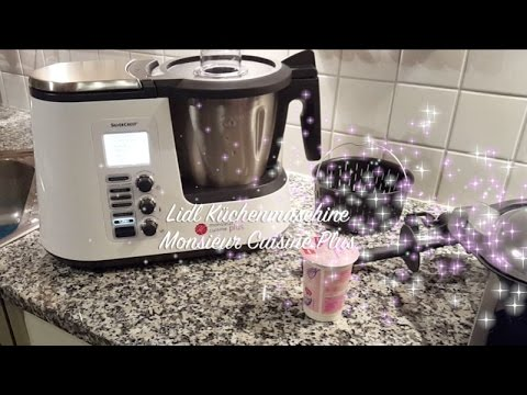Lidl k chenmaschine monsieur cuisine plus thermomix for Robot menager monsieur cuisine plus