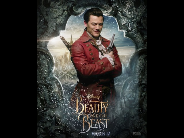 See All Of The Gorgeous New Character Posters For Beauty And Beast