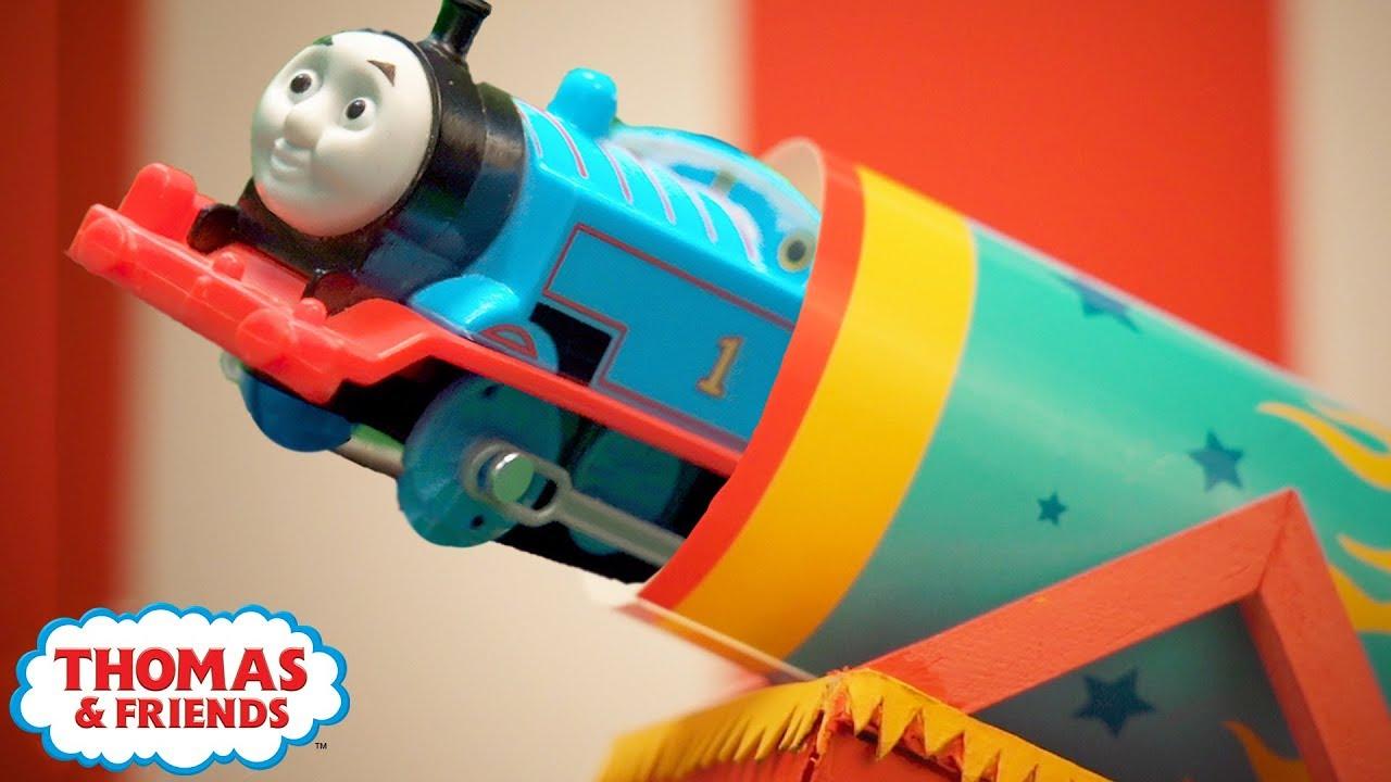 Thomas /& Friends CUSTOM HAPPY HOLIDAYS THOMAS Trackmaster Motorized Train